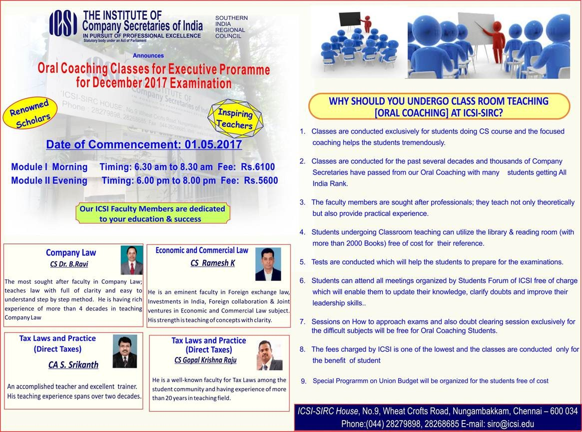Financial treasury and forex management icsi